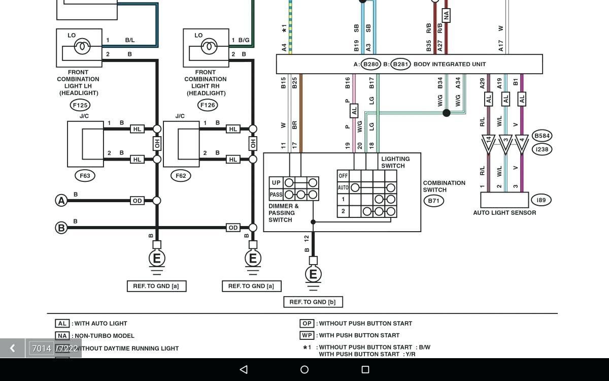[DIAGRAM] 2007 Subaru Outback Wiring Diagram FULL Version