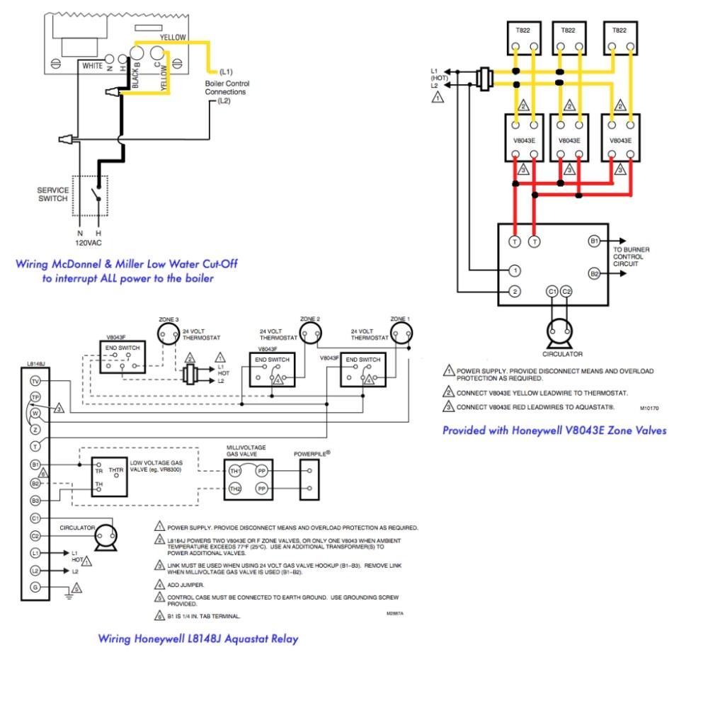 medium resolution of taco 3 wire zone valve wiring diagram