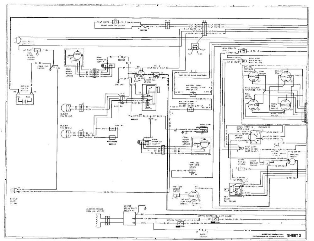 medium resolution of takeuchi tl130 wiring schematic free wiring diagramtakeuchi tl130 wiring schematic