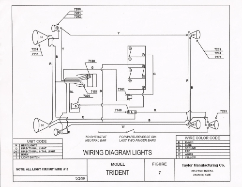 small resolution of b200 taylor dunn wiring diagram wiring diagram home taylor dunn 36v battery wiring diagram