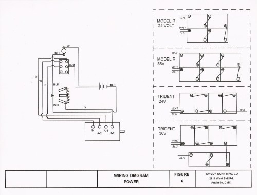 small resolution of taylor dunn 36 volt wiring diagram taylor dunn 36 volt wiring diagram attractive 36v battery