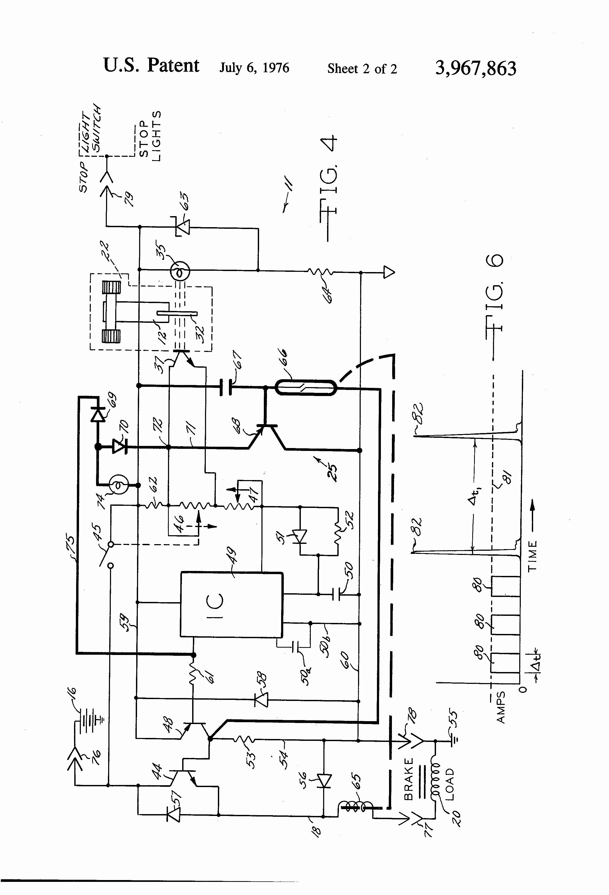 tekonsha voyager wiring diagram 9030
