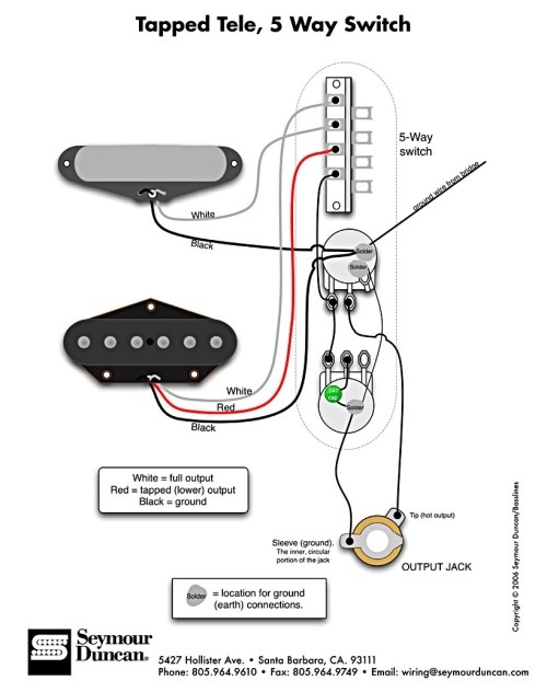 small resolution of telecaster 3 pickup wiring diagram guitar wiring diagrams 3 pickups best wiring diagram seymour duncan