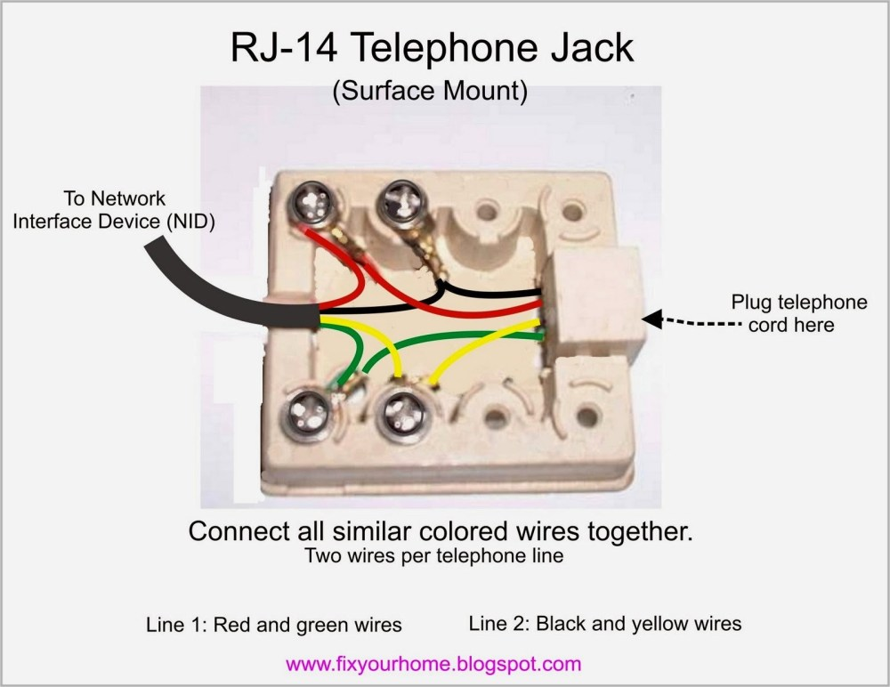 medium resolution of telephone network interface wiring diagram rj12 wiring diagram australia new wiring 4 wire phone jack