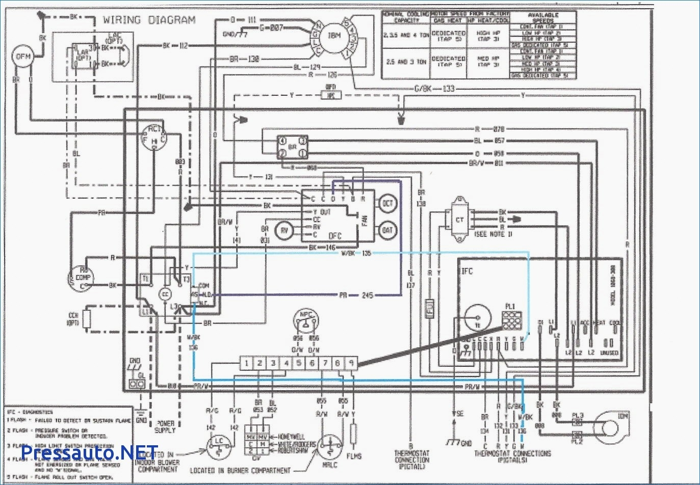 hight resolution of goettl wiring diagram wiring diagram page wire diagram tempstar comfort
