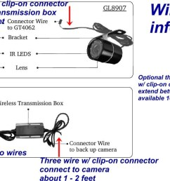 tft lcd monitor reversing camera wiring diagram [ 1294 x 687 Pixel ]