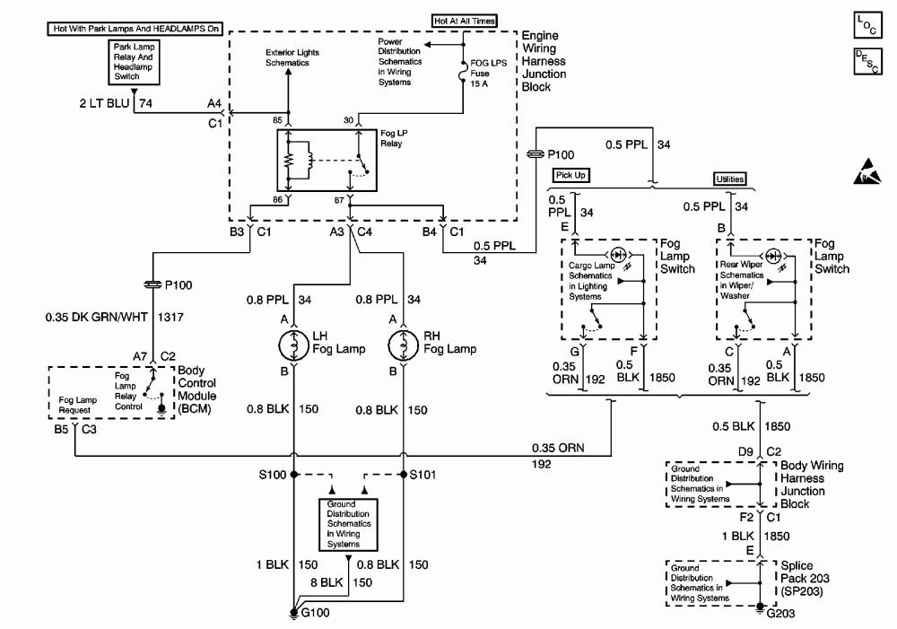 medium resolution of toyota corolla fog light wiring diagram
