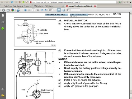 small resolution of toyota e locker wiring diagram