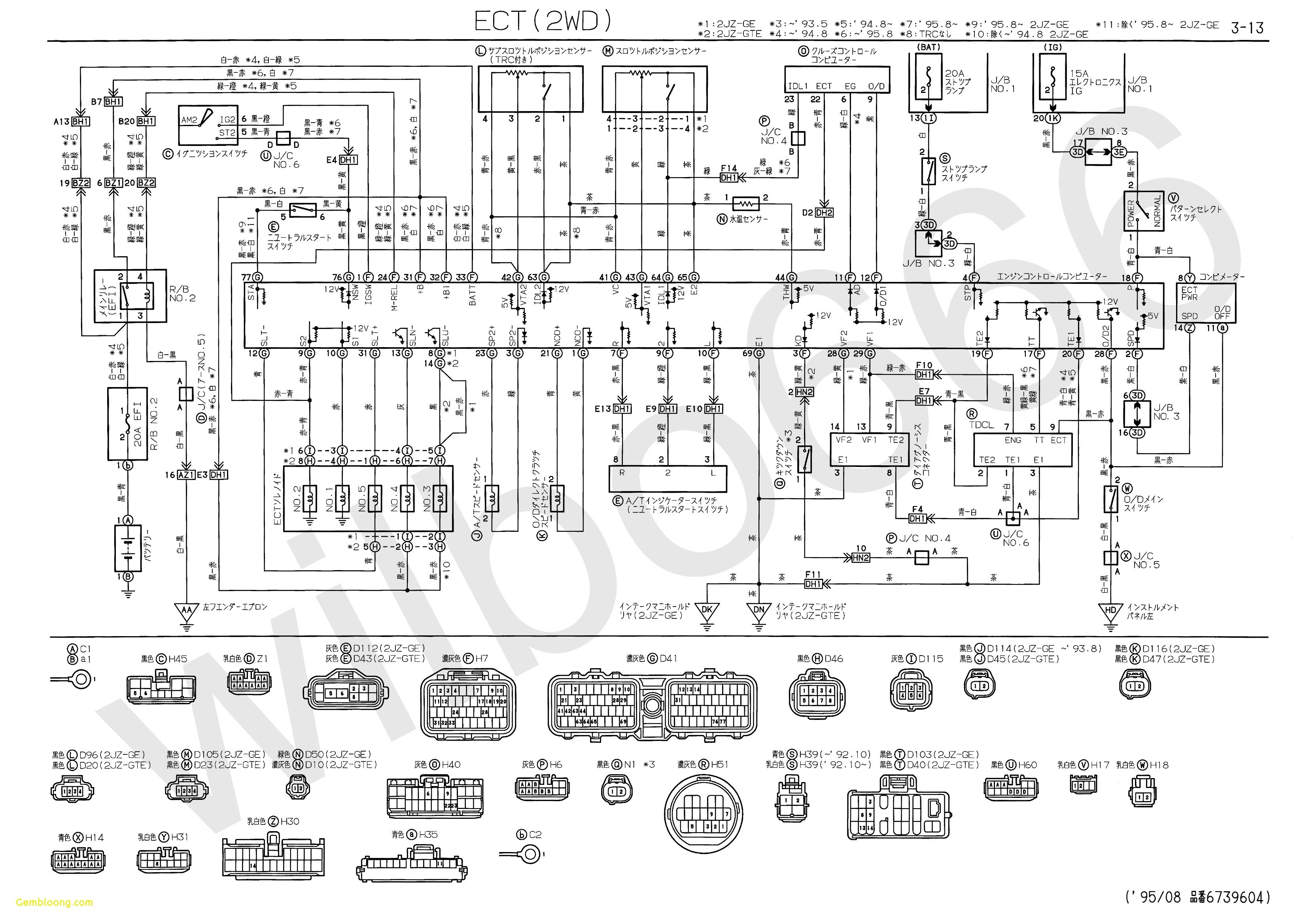 Toyota Hilux Wiring Diagram