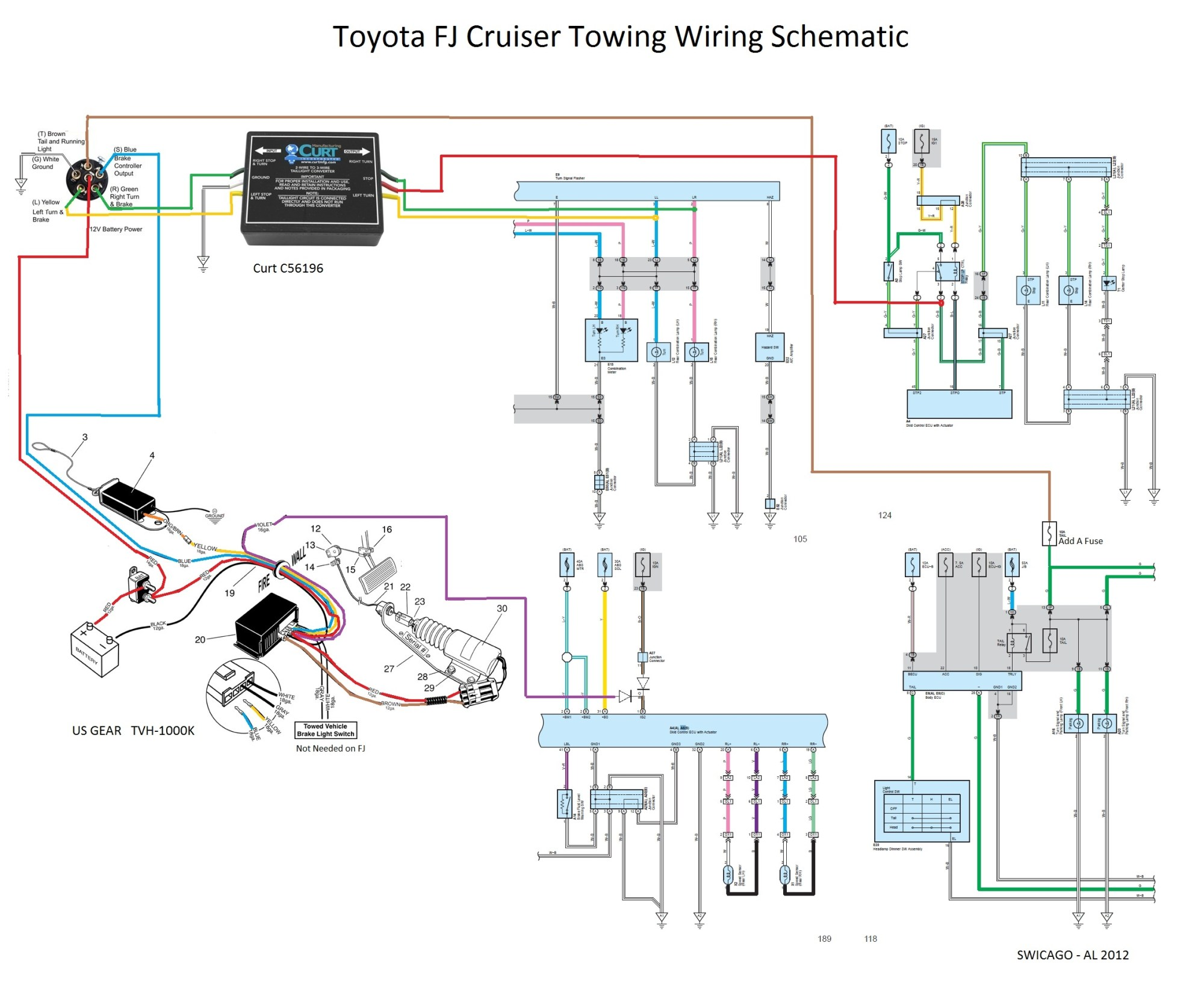 hight resolution of toyota tundra trailer wiring harness diagram