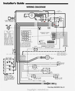 Trane Furnace Wiring Diagram | Free Wiring Diagram