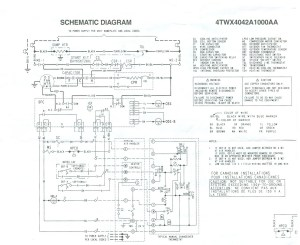 Trane Furnace Wiring Diagram | Free Wiring Diagram