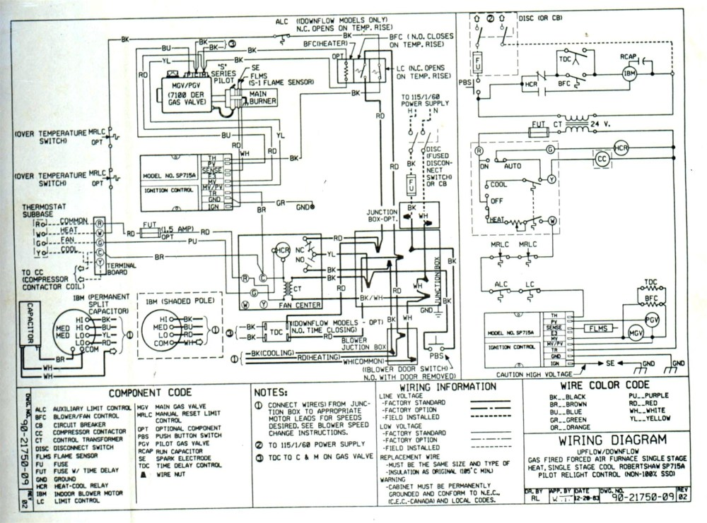 medium resolution of fedder gas furnace wiring wiring diagram user 1960s gas furnace wiring diagram wiring diagram expert fedder