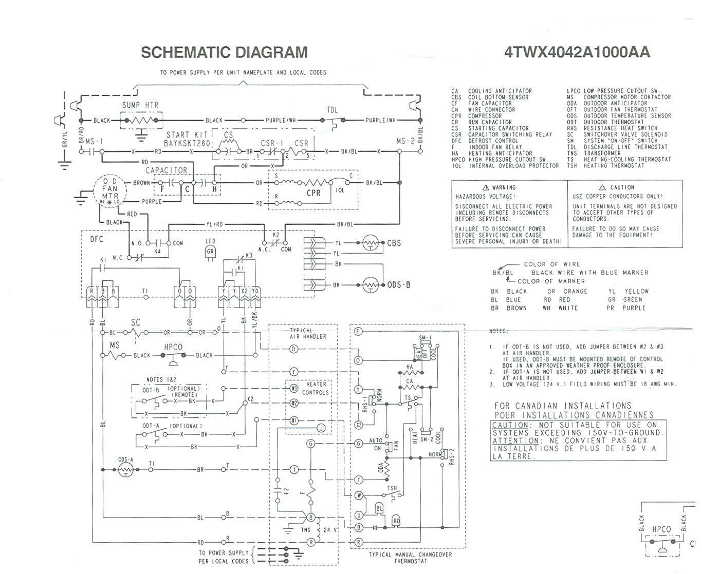 hight resolution of trane wiring diagram heat pump wiring diagram for trane xr14 heat pump train pumps 17t