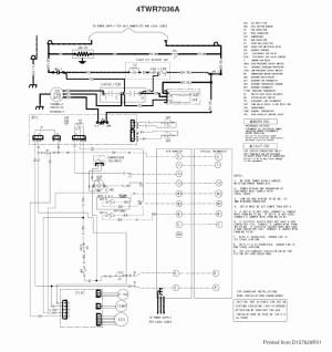 Trane Wsc060 Wiring Diagram | Free Wiring Diagram