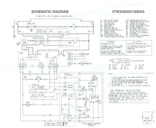 small resolution of trane xr80 wiring diagram trane capacitor wiring diagram lovely trane air conditioner wiring diagram with