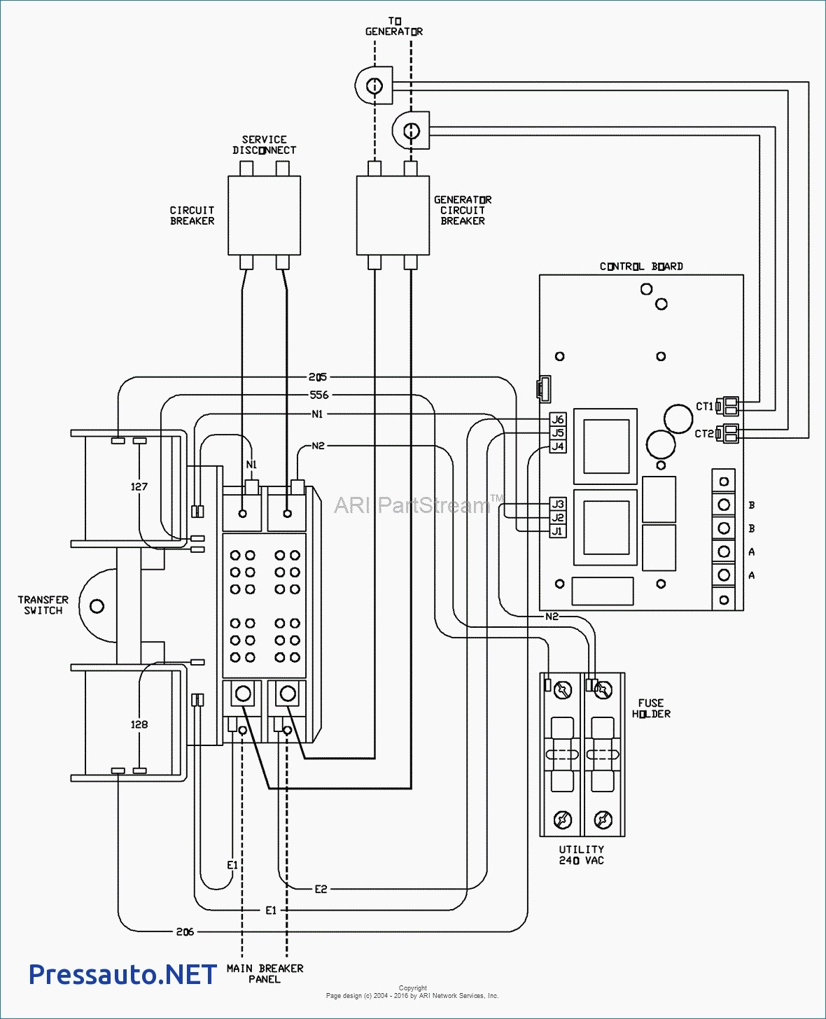 hight resolution of transfer switch wiring diagram