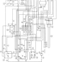 true freezer schematics electrical wiring diagramwiring diagram true model t 72 14 [ 740 x 1212 Pixel ]