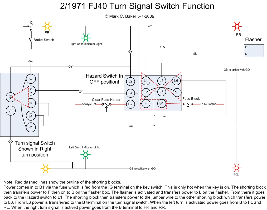 hight resolution of  universal turn signal wiring diagram free wiring diagram on flhx turn signal wire diagram