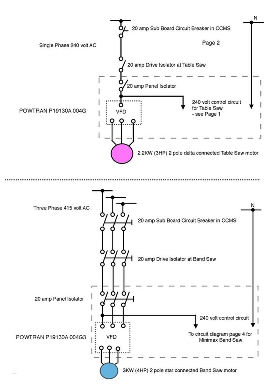 Teknologi 28+ Inverter Motor Wiring