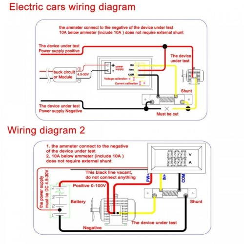 small resolution of volt amp meter wiring diagram wiring diagram voltmeter car new digital volt amp meter wiring