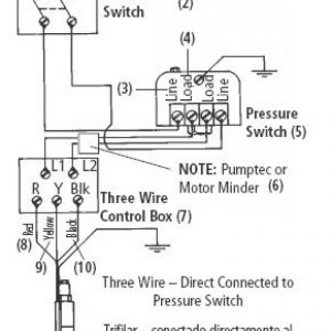 Wiring Diagram For Water Pump Motor