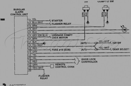small resolution of whelen siren 295slsa6 wiring diagram