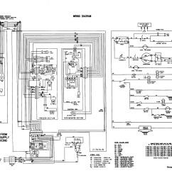 whirlpool refrigerator wiring diagram [ 3304 x 2561 Pixel ]