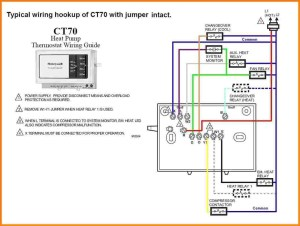 White Rodgers thermostat Wiring Diagram Heat Pump | Free