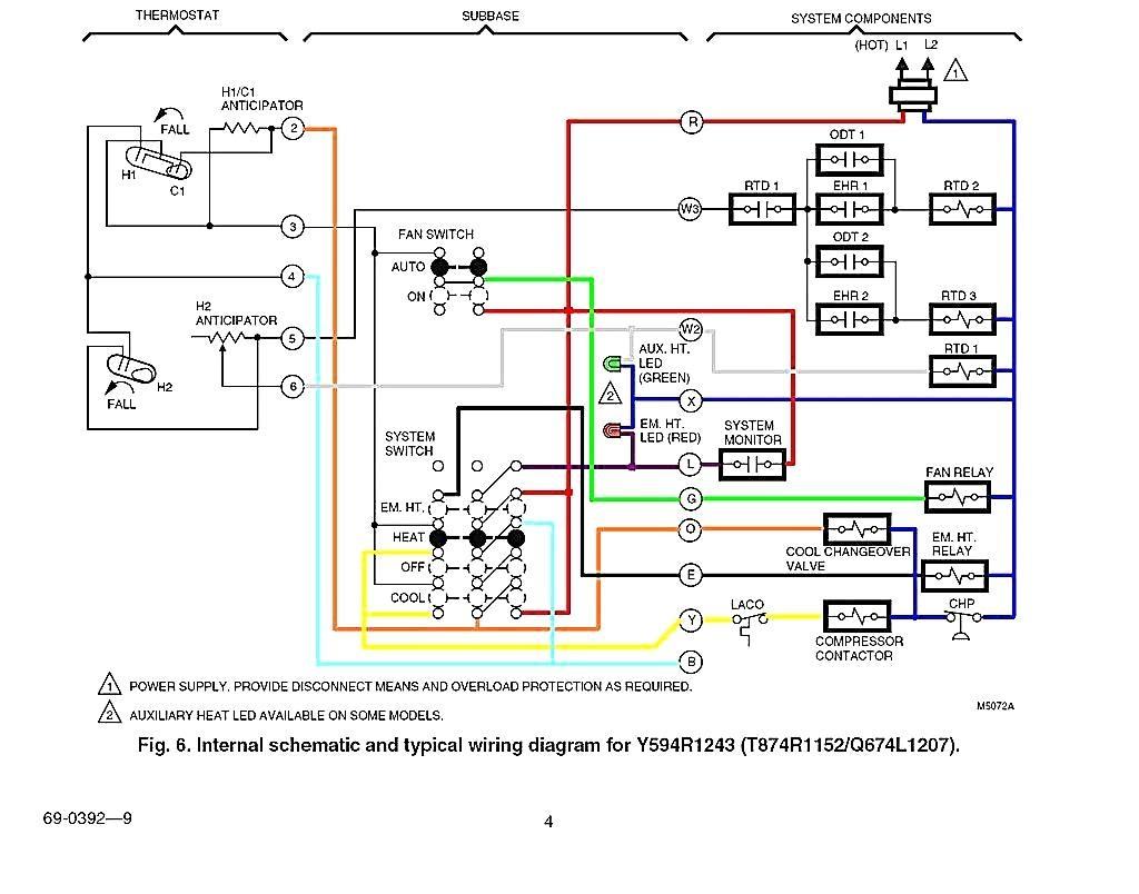 hight resolution of white rodgers thermostat wiring diagram heat pump goodman gph1324h21ac wiring diagram heat pump wire center