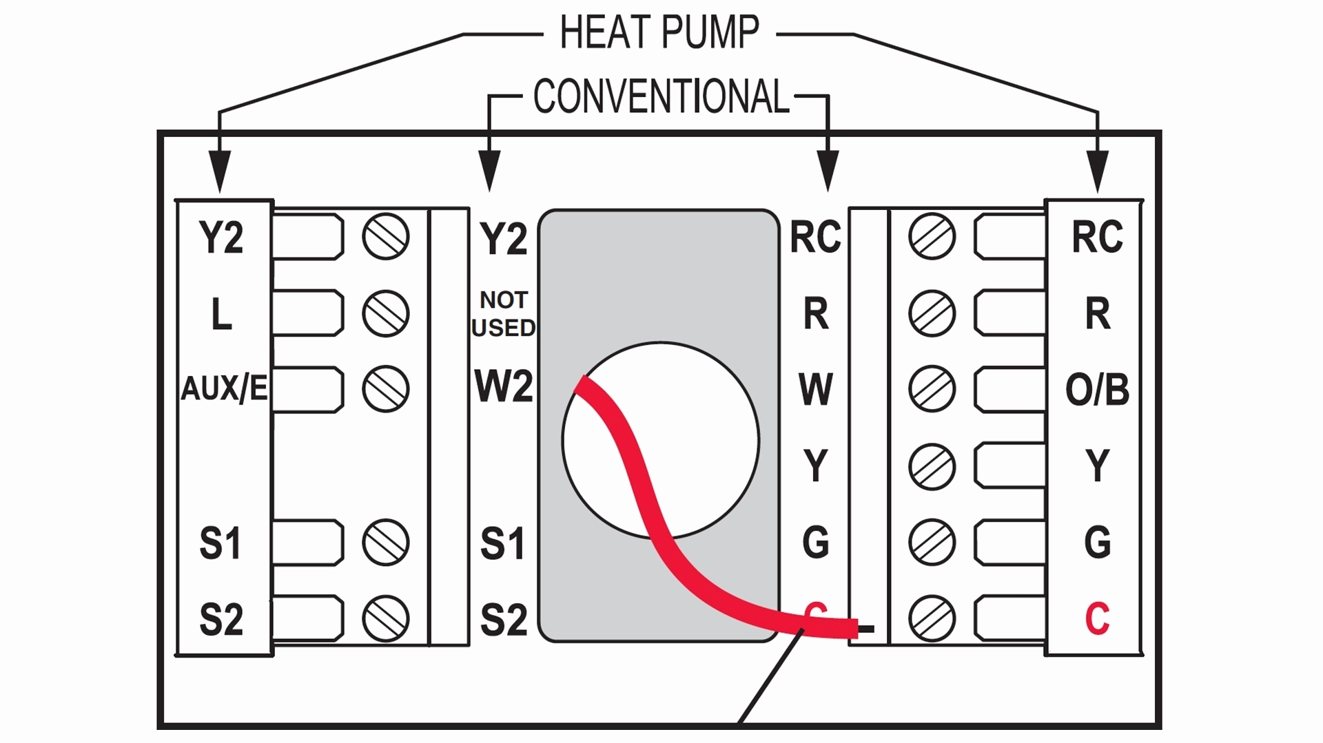 hight resolution of white rodgers thermostat wiring diagram heat pump