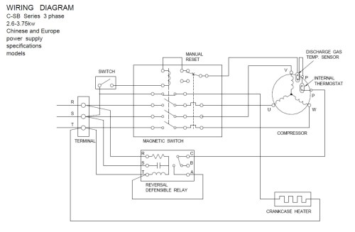small resolution of wiring diagram for copeland compressor copeland pressor wiring diagram collection wiring diagram for copeland pressor