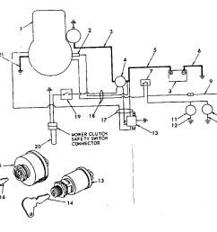 wiring diagram 12 riding lawn mower ignition switch ignition system on scag mowers wiring diagram wiring diagram for husqvarna  [ 1024 x 869 Pixel ]