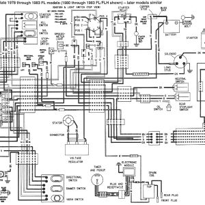 1990 Harley Davidson Radio Wiring Diagram - Wiring Diagrams List on