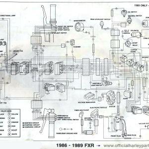 Wiring Diagram For 2001 Harley Davidson Sportster