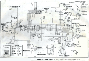 Wiring Diagram for Harley Davidson softail | Free Wiring