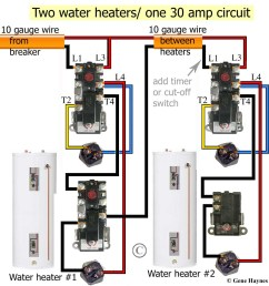 wiring diagram for hot water heater thermostat free [ 1100 x 1160 Pixel ]