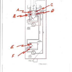 immersion heater thermostat wiring diagram editable puzzle for hot water free awesome with