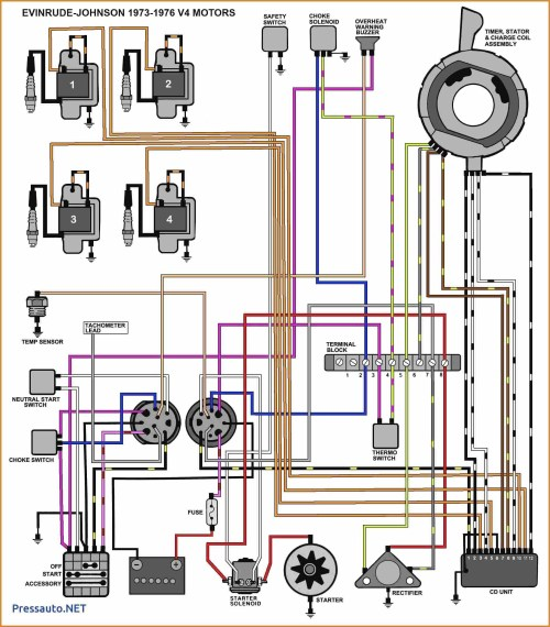 small resolution of omc johnson wiring diagram 50 wiring diagram info omc boat ignition wiring diagram