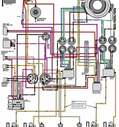 wiring diagram for mercury outboard motor [ 1000 x 1287 Pixel ]