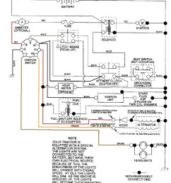 wiring diagram for murray riding lawn mower solenoid craftsman riding mower electrical diagram 13o [ 776 x 1023 Pixel ]