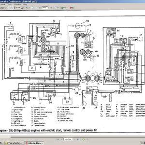 Yamaha 703 Remote Wiring Diagram Free Wiring Diagram
