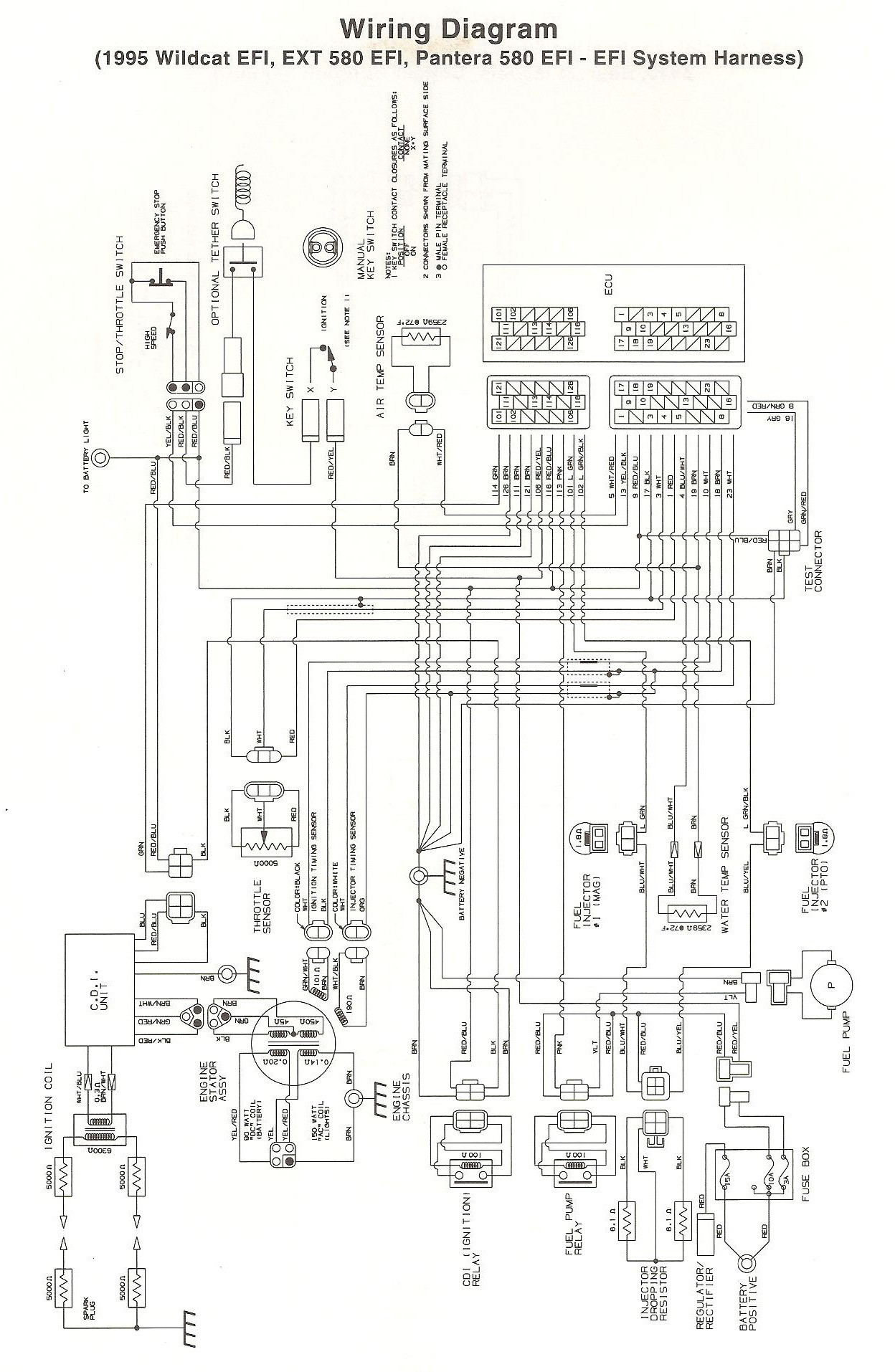 Arctic Cat Wiring Schematic. Engine. Wiring Diagram Images
