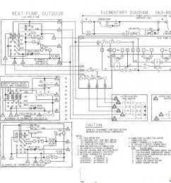 heat pump wiring schematic wiring diagrams payne heat pump wiring diagram carrier heat pump air handler [ 1652 x 1274 Pixel ]
