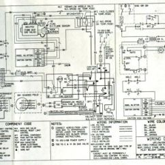 York Electric Furnace Wiring Diagram Schematic Of The Tooth Numbering System Free Fresh Goodman Gas