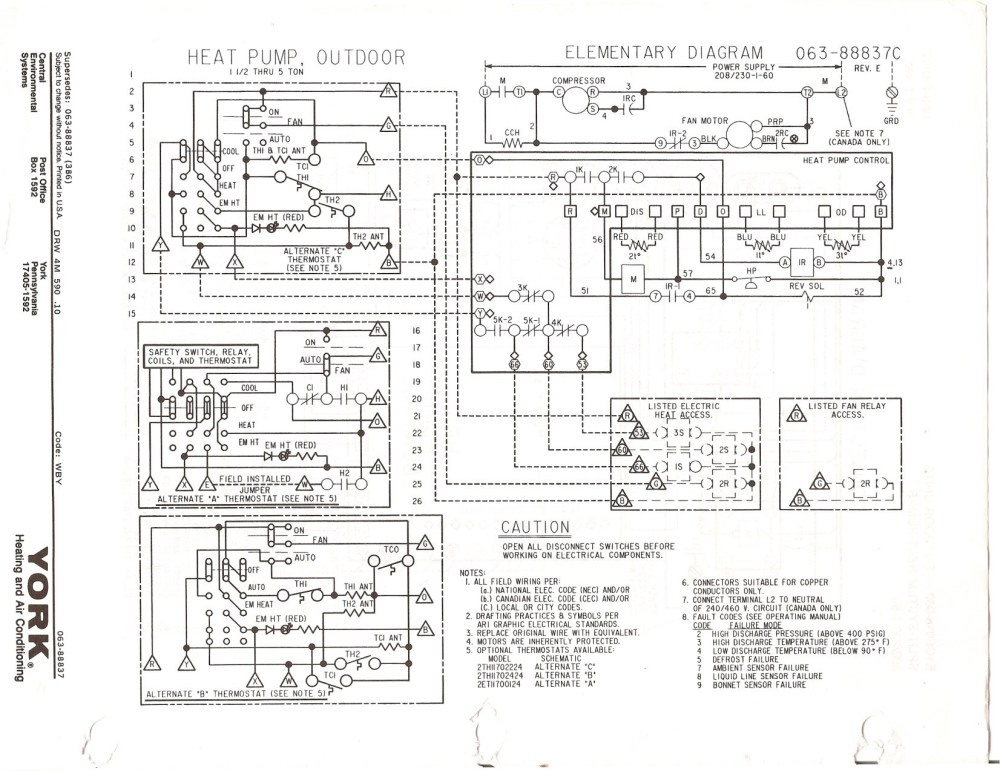 medium resolution of york rooftop unit wiring diagram heat pump wiring diagram view diagram wire center u2022 rh