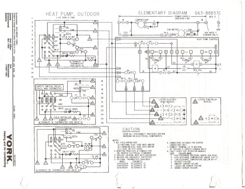 small resolution of york rooftop unit wiring diagram heat pump wiring diagram view diagram wire center u2022 rh