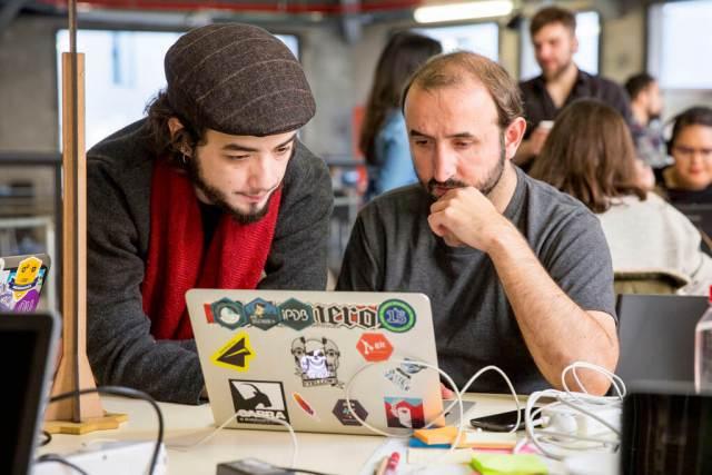 creación colaborativa de software