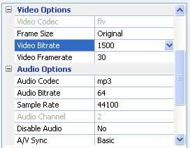 WMV to FLV video convertion - Ricardo Nuñez Blog