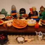 thanksgiving legos
